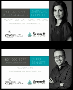 Bennet Business cards 2017