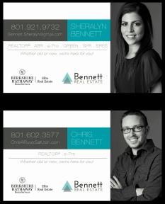Bennet Business cards 2017