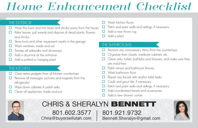 Home Enhancement Checklist-page-001